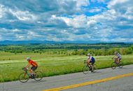 Vermont Bike & Brew Tour ride cyclists Day One