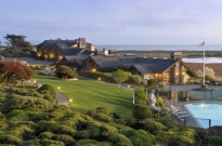 California wine country bike tour lodging at Bodega Bay Lodge & Spa