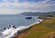 Sonoma Coast on a Sojourn California wine country bike tour
