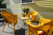 Cape cod bike tours lodging at Inn at the Oaks