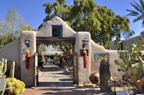 Hacienda del Sol where Sojourn Arizona Bike Tour guests stay for three nights
