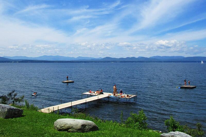 Lake Champlain Valley Vermont Bike Tour