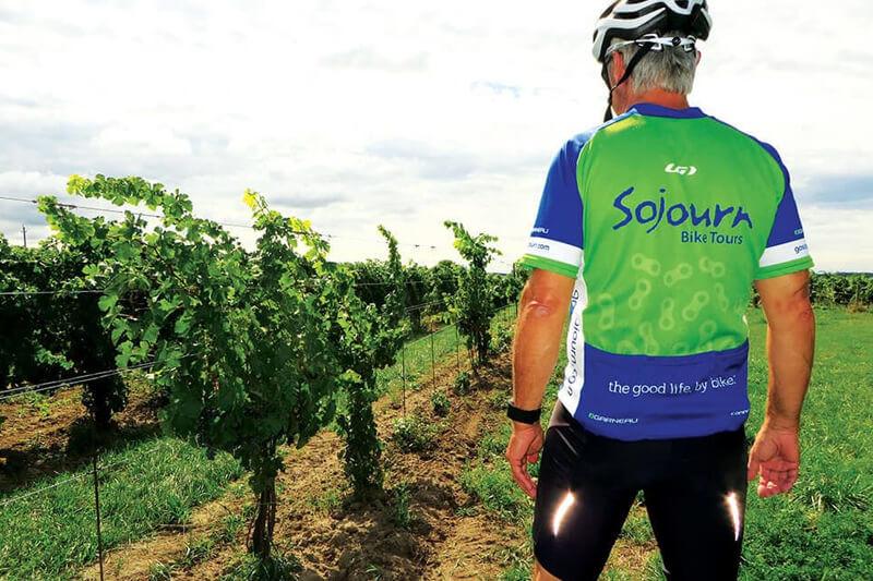 Niagara Wine Country Bike Tour