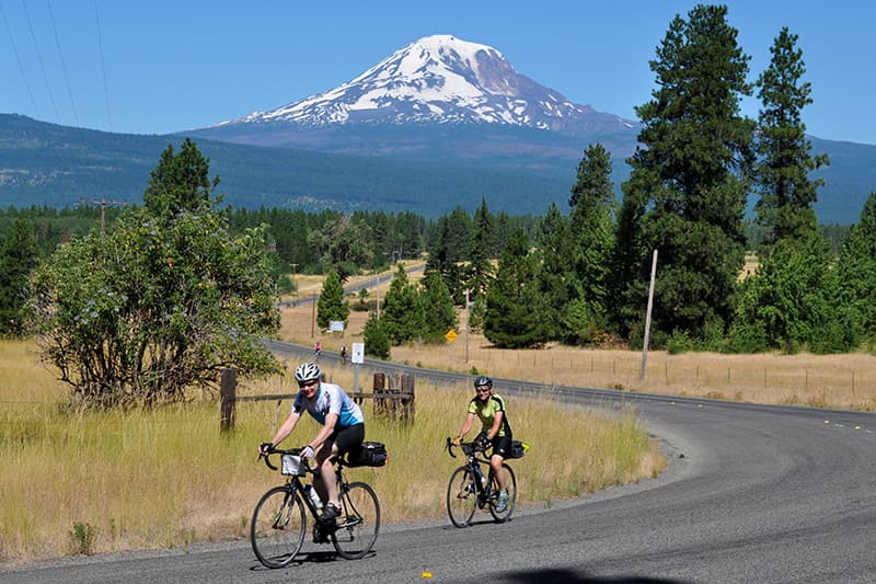 oregon bicycle tour