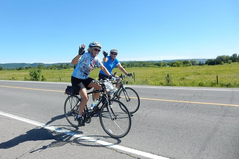 Canada: Ottawa to Montreal Bike Tour