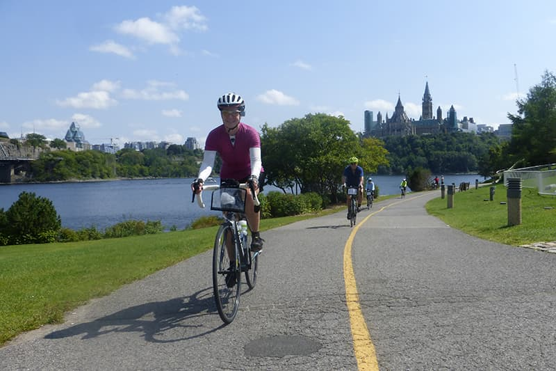 ottawa bicycle tour