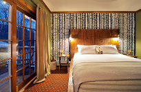 The Inn guest room