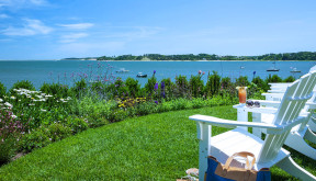 Sojourn's Cape Cod Bicycle Tours allow time to relax at accommodations.