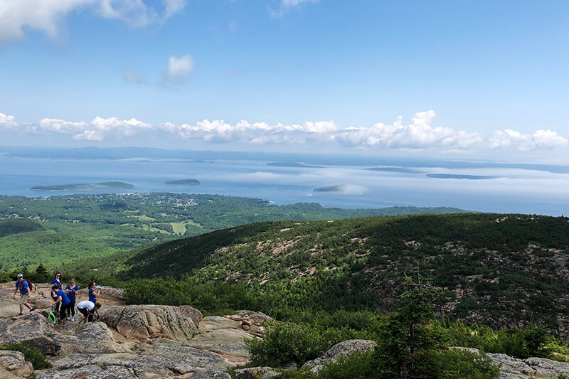 Maine: Acadia National Park & Bar Harbor Bike Tour