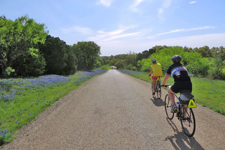 Texas Hill Country Bicycle Tour Texas Bike Tours Sojourn