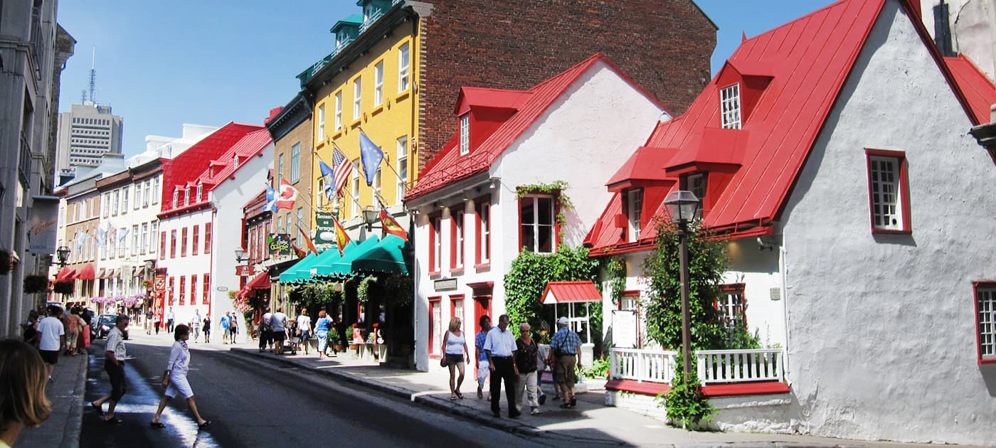 Quebec City Bike Tours Canada Cycling Trips Sojourn