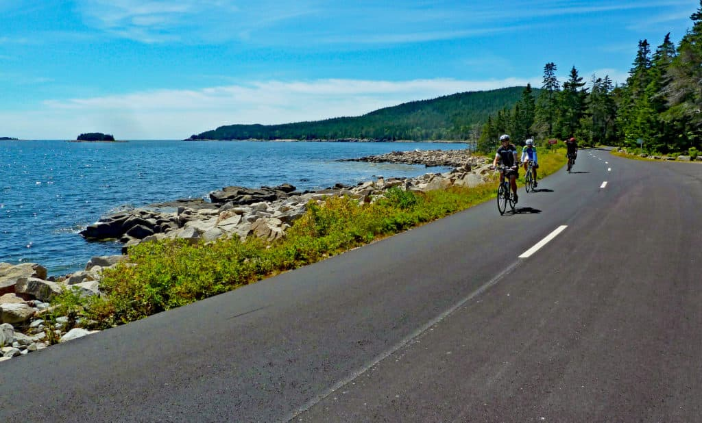 Maine S Acadia National Park Active Vacations Amp Bike Tours