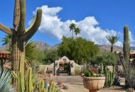 Hacienda del Sol where Sojourn bike tour guests lodge for three nights