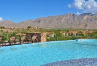 Enjoy the pool during Arizona Bike Tours with Sojourn at Hacienda del Sol