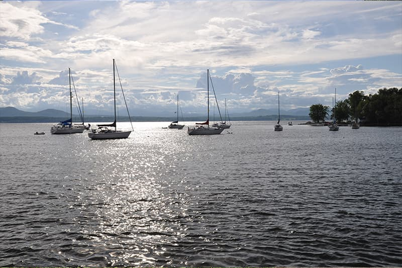 Lake Champlain Bike Tour