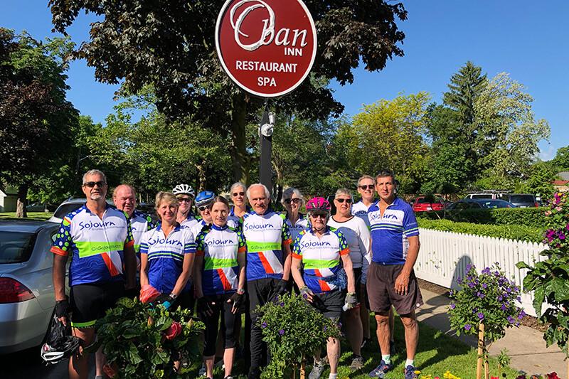 Canada Bike Tour: Niagara Wine Country