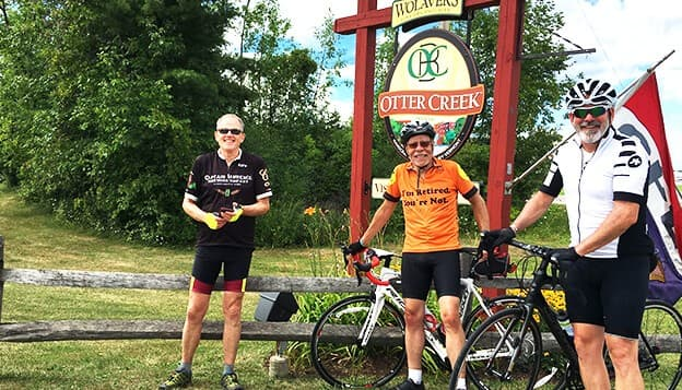 Vermont Bike & Brew Bike Tour