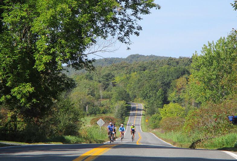 Vermont Lakeside Escape Bike Tour