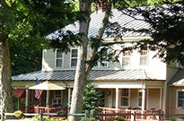 Waybury Inn - Sojourn Bike Tours