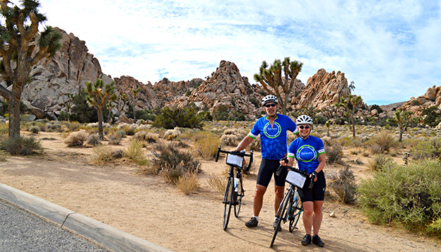 California: Palm Springs & Joshua Tree National Park Bike Tour