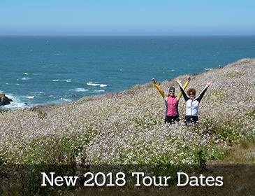 New 2018 Tour Dates