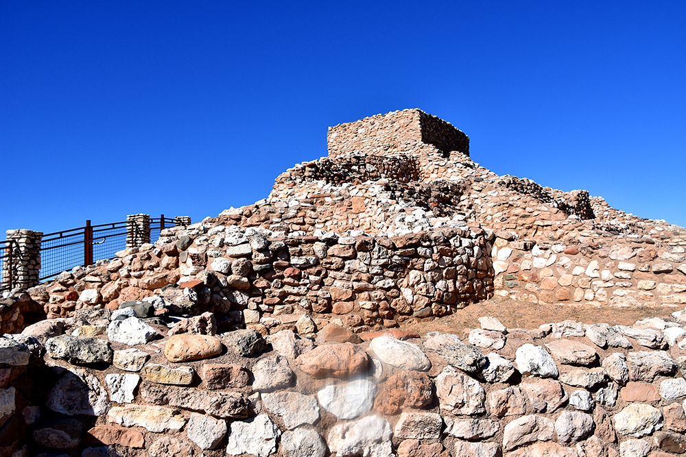 Tuzigoot National Monument Clarkdale
