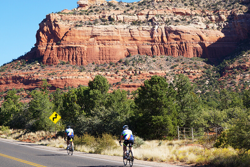 Northern Arizona: Prescott & Sedona Bike Tour