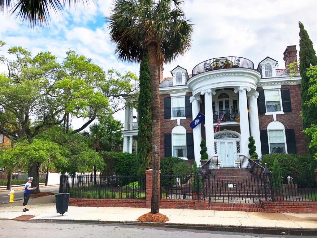 Savannah To Charleston Bike Tours Savannah Walking Trip
