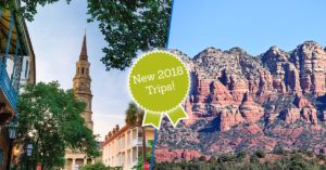 New 2018 Trips