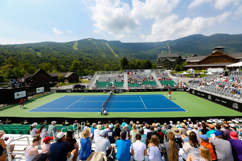 Pro Tennis Tournament & Bike Trip in Vermont