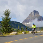 Glacier National Park & Waterton Lakes Bike Tours