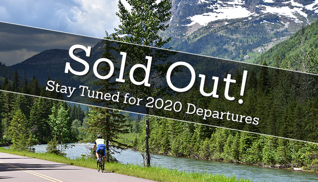 Sold Out! Stay Tuned for 2020 Departures