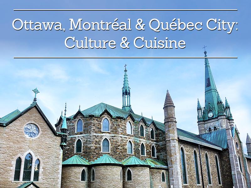 Canadian Culture & Cuisine