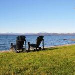 Vermont Lake Champlain Valley Fall Foliage Bike Tour