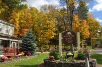 Vermont: Lake Champlain Fall Foliage Bike Tour