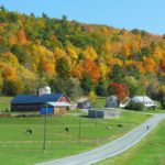 Vermont Fall Foliage: Lake Champlain Valley Bike Tour