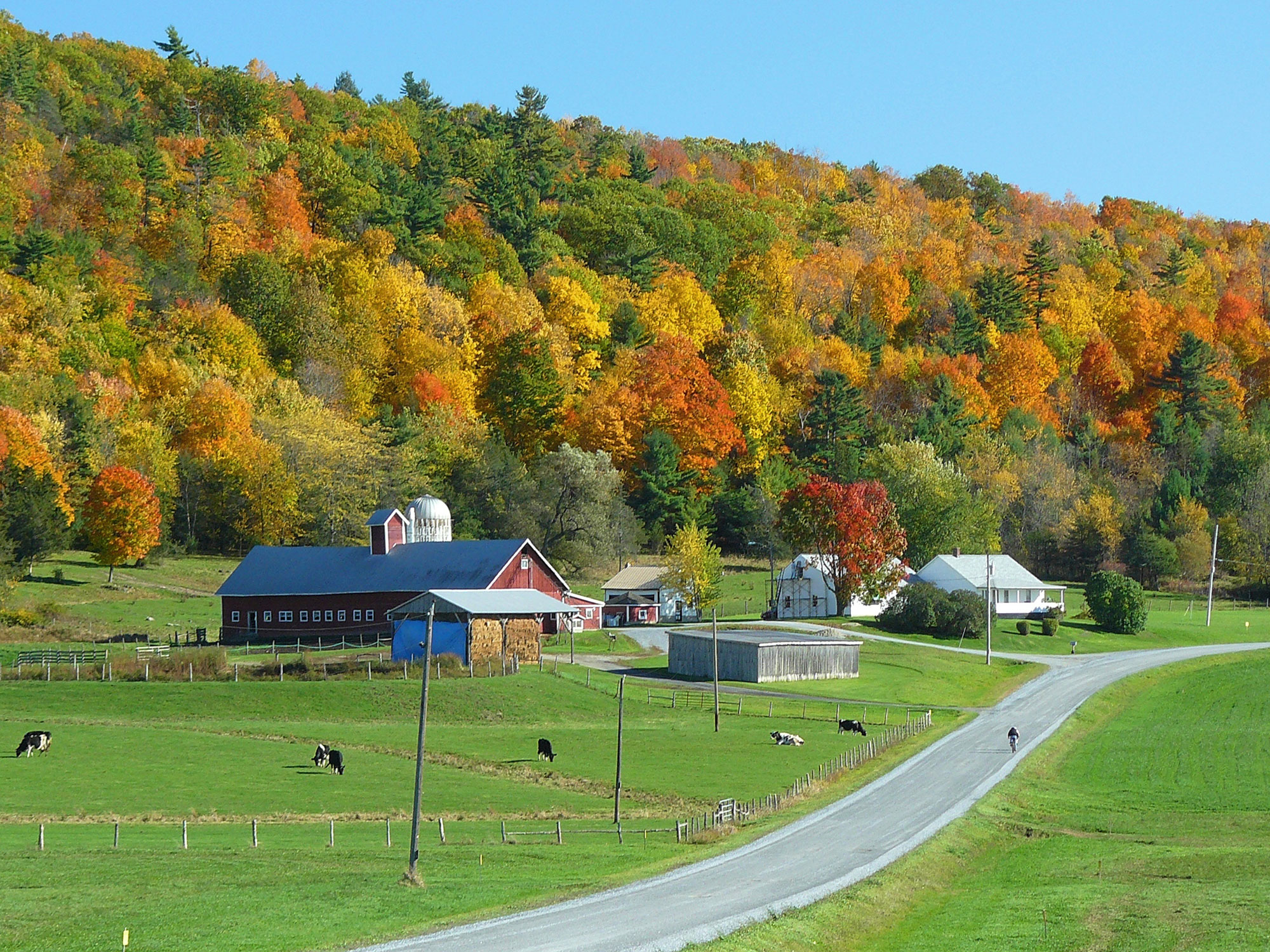 Weekend Trips from NYC: Castle Hill Resort and Spa in Vermont