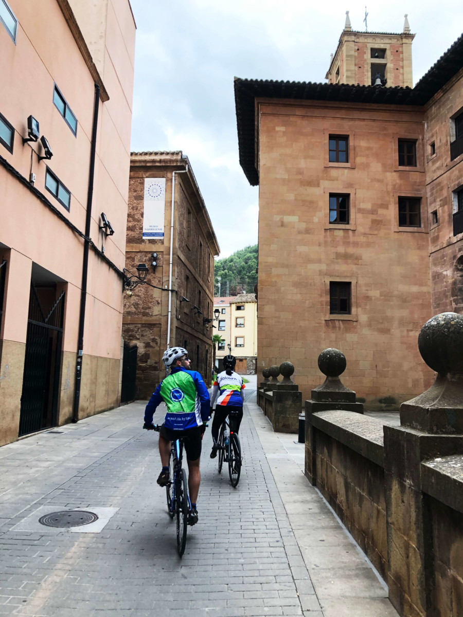 Spain: Basque Country Bike Tour