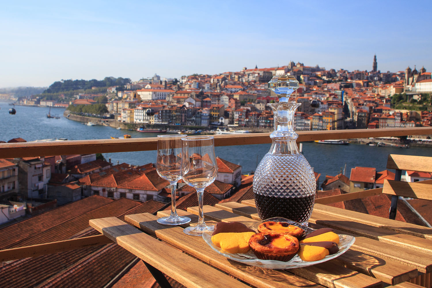 Portugal: Porto, Vinho Verde and Douro Valley Bike Tour