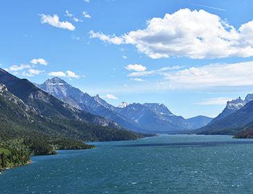 Glacier National Park & Waterton Lakes