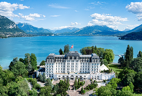 Imperial Palace, Annecy