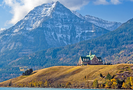 Prince of Wales, Waterton Park