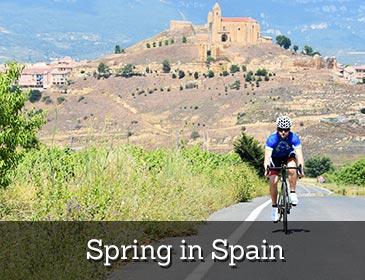 Spring in Spain