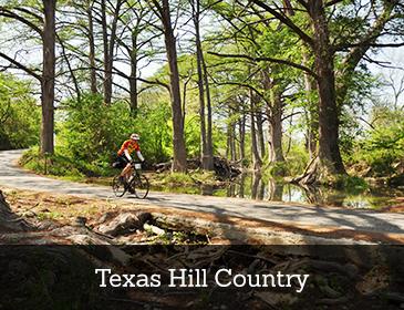 Texas Hill Country Bike Trip