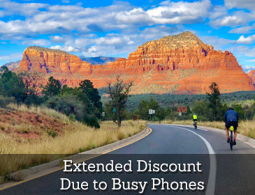 Sojourn Bike Tours Extended Discount Deadline Due to Busy Phones