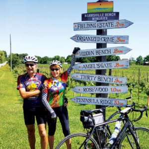 Sojourn Bike Tours - First Time Travelers