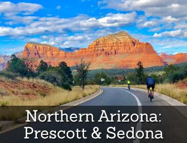 Arizona: Prescott & Sedona Bike Tour