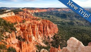 Utah National Parks: Bryce and Zion Bike Tour