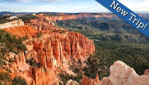 Utah: Bryce & Zion Bike Tour