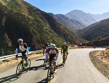 Cyclists' Dream Bike Tours